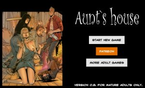 """Aunt's house"" game lauched"